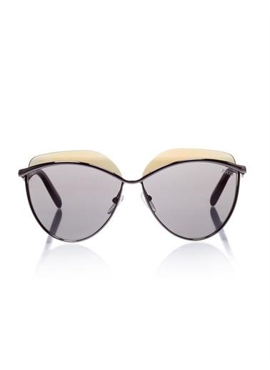 Emilio Pucci  Ep 0052 08C Kadın Güneş Gözlüğü Siyah